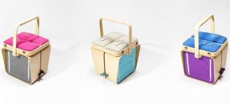 cesta picnic by Bloon Design en varios colores