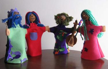 Las marionetas de Fandeval