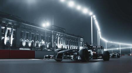 Una vuelta a Londres a través de su circuito de Fórmula 1