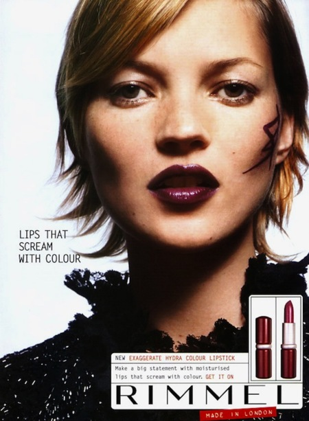 kate moss rimmel london
