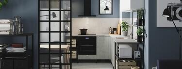 A falta de catálogo de Ikea os enseñamos las novedades de Ikea en la cocina; nuevos revestimientos para los frentes de cocina, cocinas de todos los estilos y siempre con capacidad para reciclar