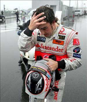 Un año complicado para Fernando Alonso