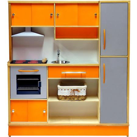 cocina naranja gepetto