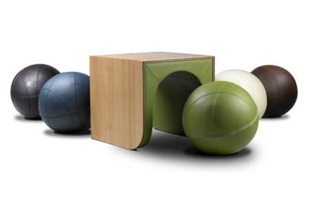 Switch, la interesante mesa que se transforma en silla