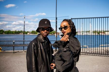 El mejor street-style de la semana nos lleva a Estocolmo en el regreso a la normalidad en su Fashion Week