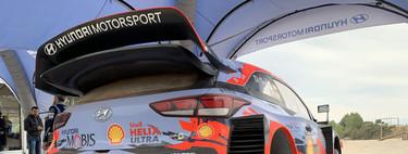 Volamos en el Hyundai i20 WRC junto a Dani Sordo en un espectacular copilotaje (con vídeo)