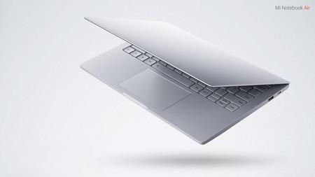 El portátil Mi Notebook Air de Xiaomi, en su versión de 13 pulgadas, por 596 euros y envío gratis