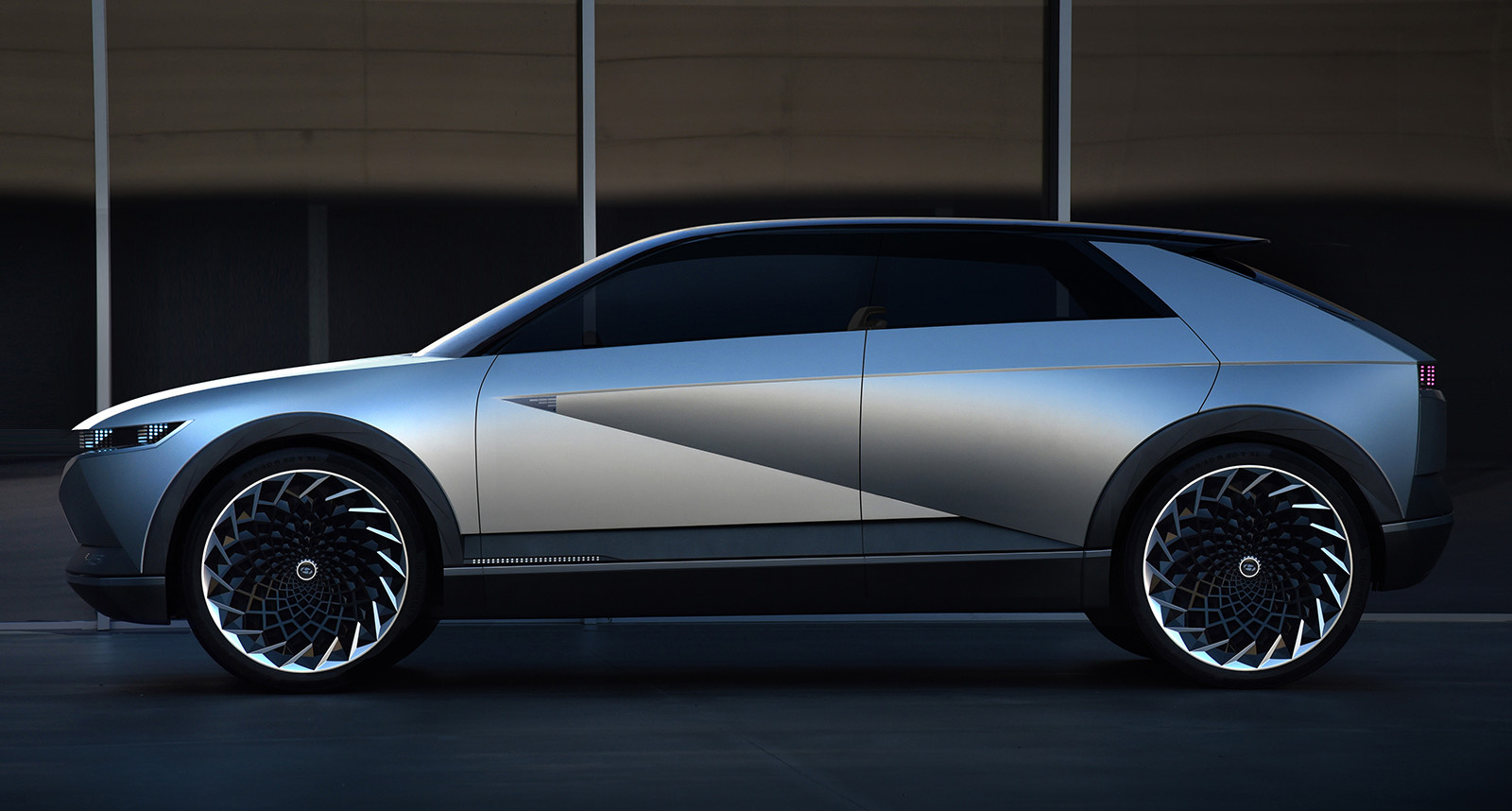 Foto de Hyundai 45 EV Concept (1/13)