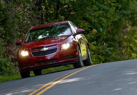 Superllamada a revisión para el Chevrolet Cruze