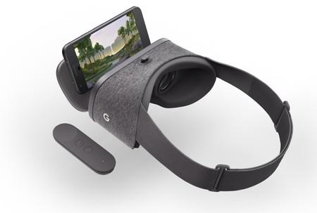 Las gafas de realidad virtual de Google llegarán al mercado el 10 de noviembre
