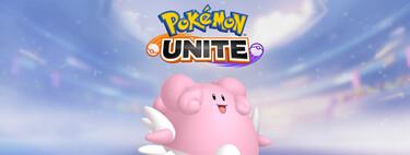 Guía de Blissey en Pokémon Unite: un poco de todo