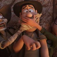 'Tadeo Jones 2: El secreto del rey Midas', tráiler de la nueva aventura del Indiana Jones español
