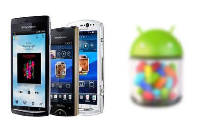 Jelly Bean no llegará a algunos Xperia del 2011 como el Arc S o el Mini Pro, Xperia S por decidir, según Sony UK