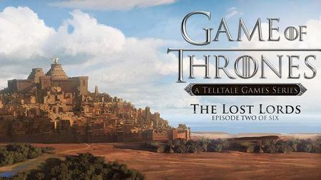 Game of Thrones: Episode 2 llegará en febrero