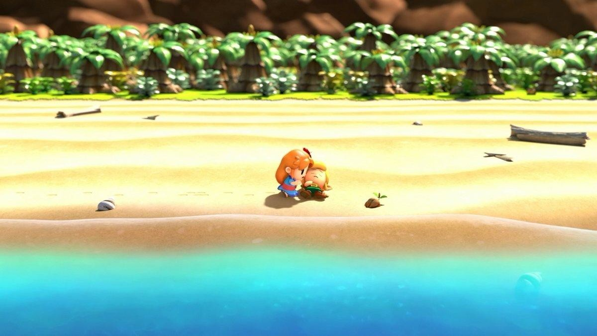 Estos 30 minutos de gameplay de The Legend of Zelda: Link's Awakening plasman la belleza de este esperado...
