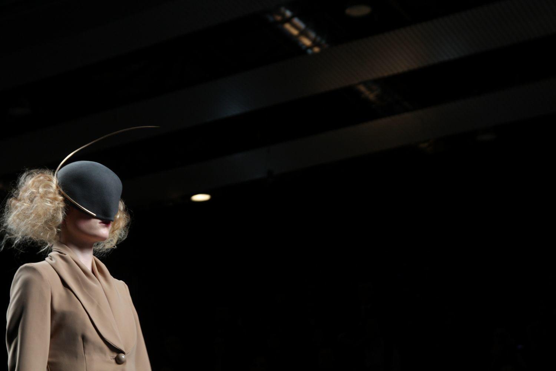 Foto de Alma Aguilar en la Cibeles Madrid Fashion Week Otoño-Invierno 2011/2012 (30/126)