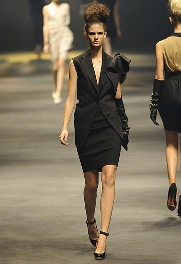 Foto de Lanvin, Primavera-Verano 2010 en la Semana de la Moda de París (6/15)