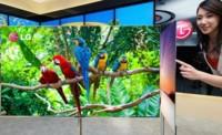 LG es elegida para desarrollar paneles OLED flexibles de 60 pulgadas