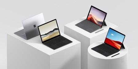 Microsoft pone sus productos en oferta en Amazon México: descuentos en laptops y tablets Surface, teclados y accesorios