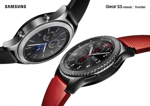 Samsung Gear S3, la apuesta por Tizen y el diseño circular continúa con todo y LTE