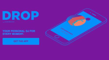 Jawbone Drop, así de fácil será crear listas de reproducción a partir de tuits