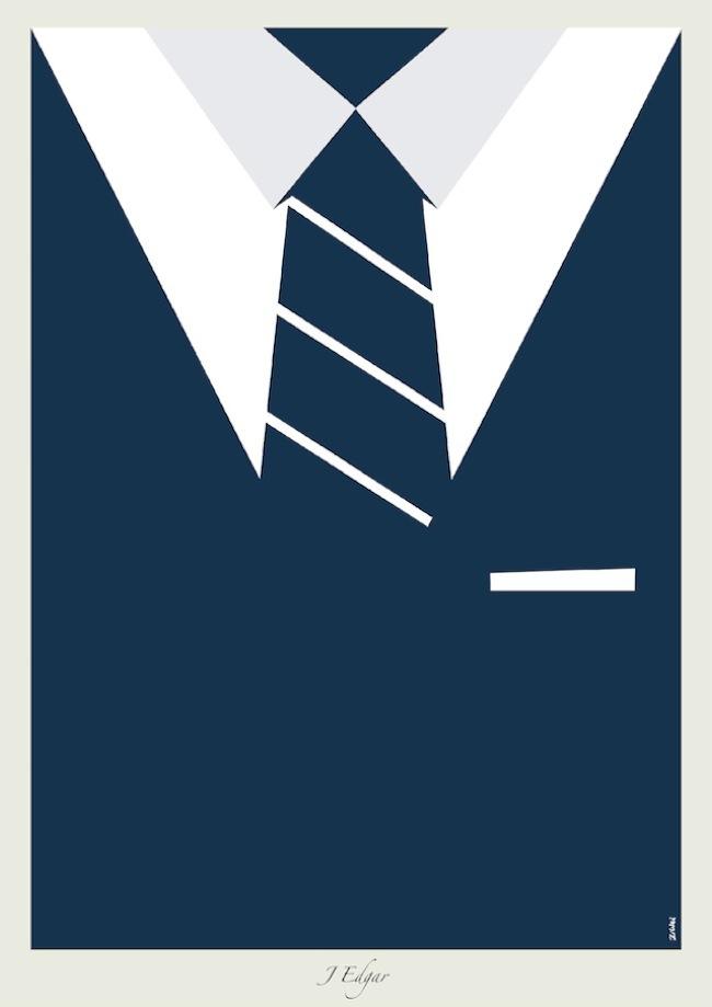 Foto de Las corbatas de Dicaprio en ilustraciones (6/9)