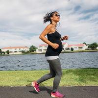 Correr en el embarazo: ¿puedo seguir practicando running si quedo embarazada?