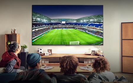 ¿Nuevo televisor para ver el fútbol? Estas son las claves para acertar y los modelos recomendados