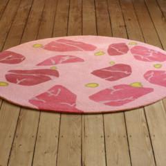 Foto 1 de 4 de la galería una-alfombra-para-comersela en Decoesfera