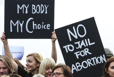 Un violador podrá llevar a los tribunales a su víctima si aborta sin su consentimiento. No en el tercer mundo: en Estados Unidos.
