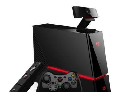 Warchief, una nueva consola Android que se atreve con controles al estilo Kinect