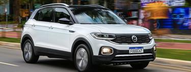 El Volkswagen T-Cross 2021 estrena un nuevo infotenimiento exclusivo para Latinoamérica: VW Play