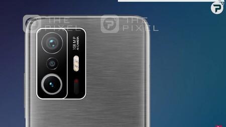 Los primeros renders de los nuevos Xiaomi 11T y 11T Pro salen a la luz revelando un diseño renovado y elegante