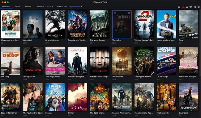 Popcorn Time: así es a quien Netflix señala como su gran competidor