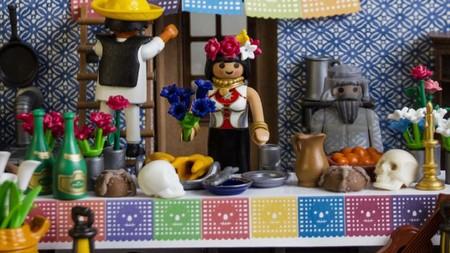 El Museo del Caracol nos contará parte de la historia de México con personajes de Playmobil