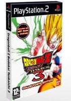 'Dragon Ball Z: Budokai Tenkaichi 3' tendrá Edición Coleccionista para PS2