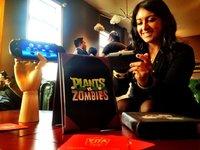 'Plantas contra Zombis' llegará también a PS Vita