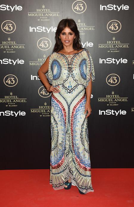 Monica Cruz Premios Instyle Belleza 24 Belleza