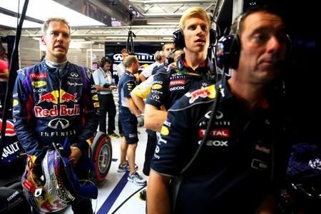 "Sebastian Vettel: ""Si hubiera salido mal quedaba como un idiota"""