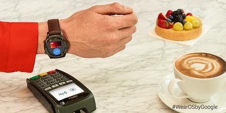 Google Pay para Wear OS (Android Wear) llega a España, ya puedes pagar con tu reloj