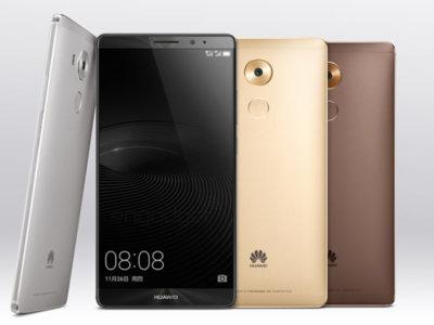 Huawei Mate 8: la culminación de un gran año para Huawei