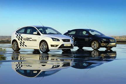 Nuevos Ford Focus ST WRC 525 y Ford Focus WRC-S