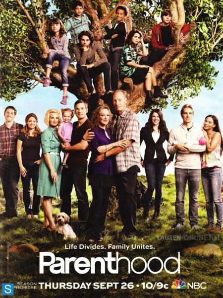 Parenthood Season 5 Promotional Poster Full