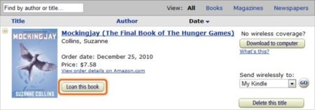 Prestar libros, lo que le faltaba a Amazon para dominar el mundo