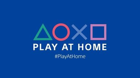 Videojuegos gratis con Play At Home para PS4 y PS5 en México