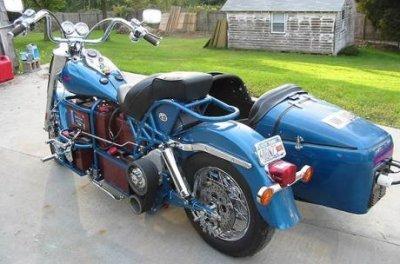 La Harley Davidson eléctrica