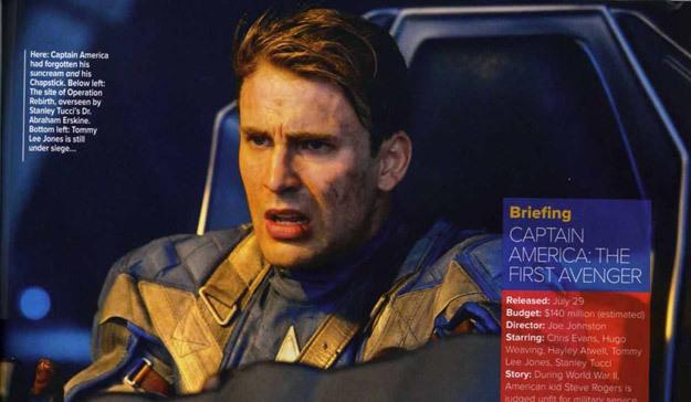 Foto de 'Captain America: The First Avenger', últimas fotos (3/11)