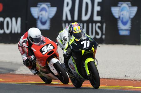 Dennis Foggia Andi Izdihar Fim Cev Repsol Moto3 Junior