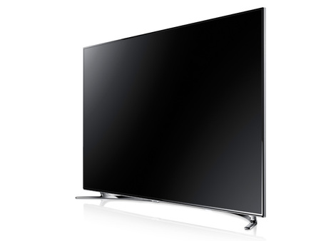Samsung LED F8000, el nuevo buque insignia para este 2013
