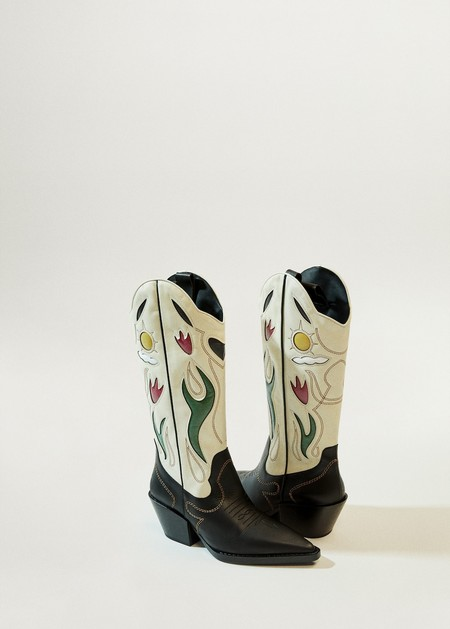 Botas Cow Boy Mango 03